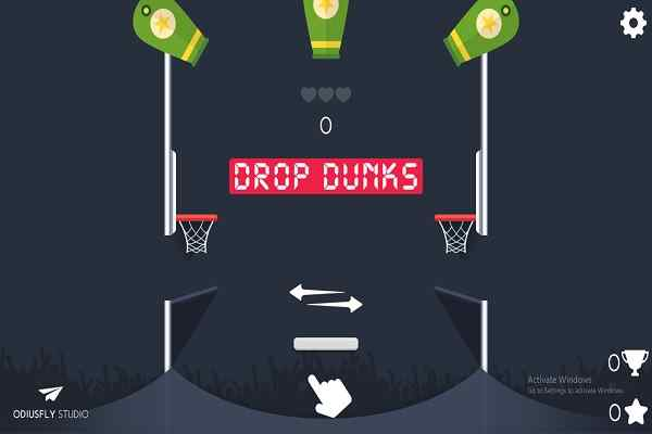 Play Drop Dunks