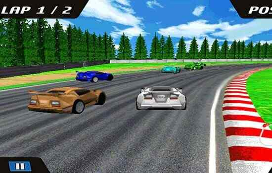 Play Diamond Team Racing