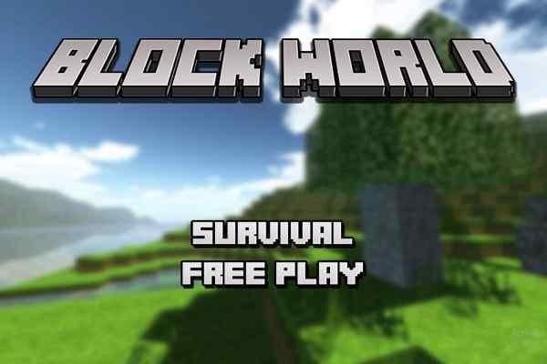 Block World Free >> Block World Games Play Online Free Atmegame Com