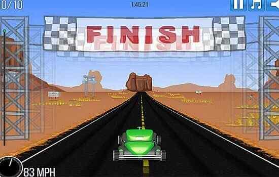 Play Evolution Racing