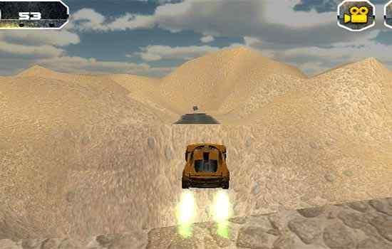 Play Extreme Jumping Car