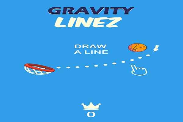 Play Gravity Linez