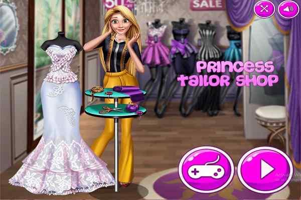 Princess Tailor Shop 2 Dressing Games Play Online Free Atmegame Com