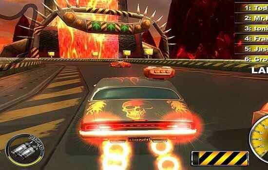 Play Lethal Brutal Racing