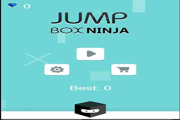Play Jump Box Ninja
