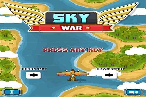 Play Sky War