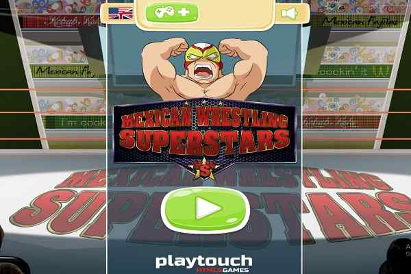 Play Mexican Wrestler Superstars