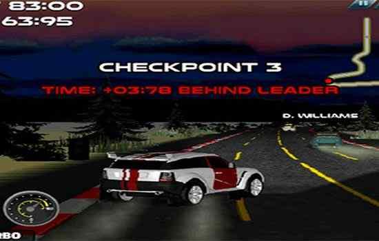 Play Night Race Rally