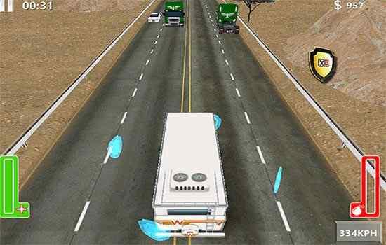 Play Renegade Driver