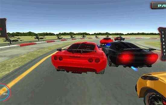 Play Street Racer