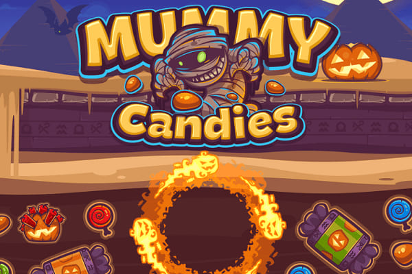 Play Mummy Candies