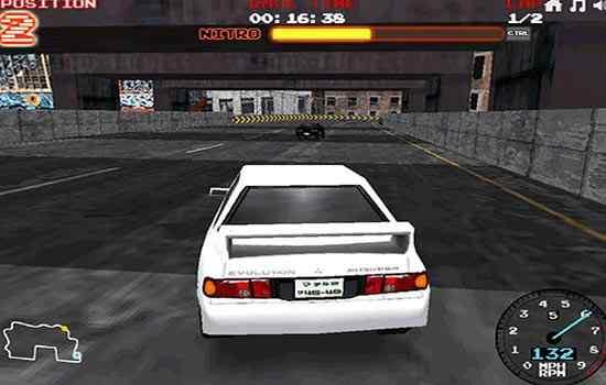 Play Super Drift 4