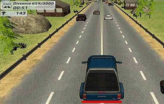 Play Traffic Road
