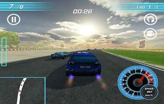 Play Y8 Sportscar Grand Prix