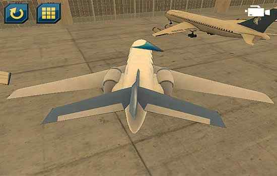 Play Airplane Parking