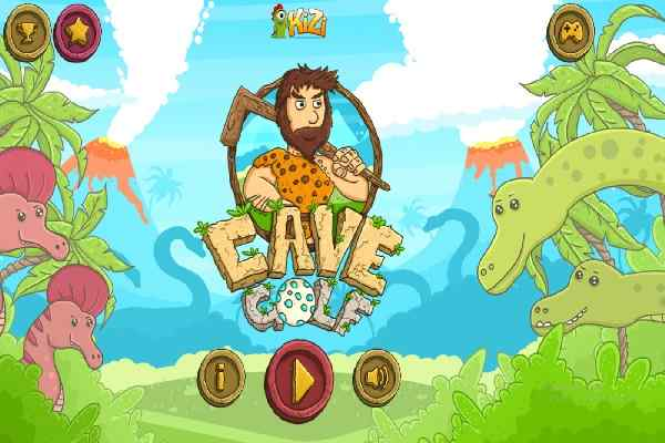 Play Cave Golf