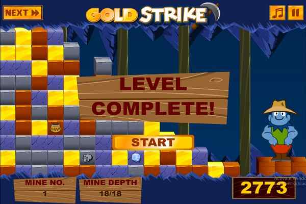 Play Gold Strike