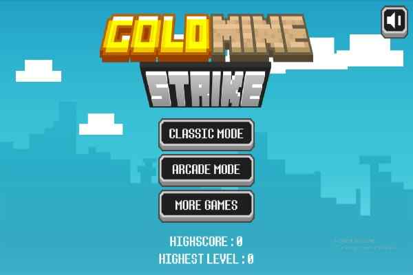 Play Gold Mine Strike