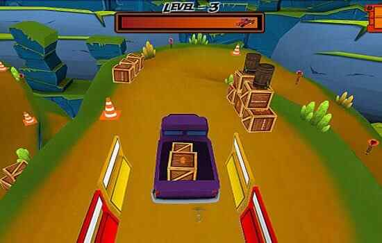 Play Uphill 3D
