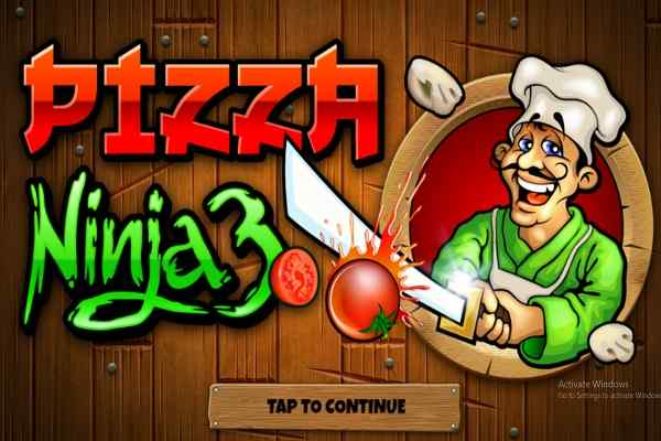 Play Pizza ninja 3