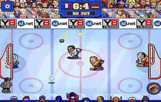 Play Hockey Fury