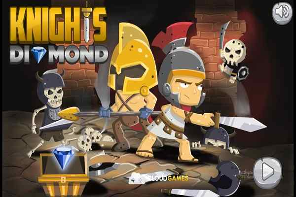 Play Knights Diamonds