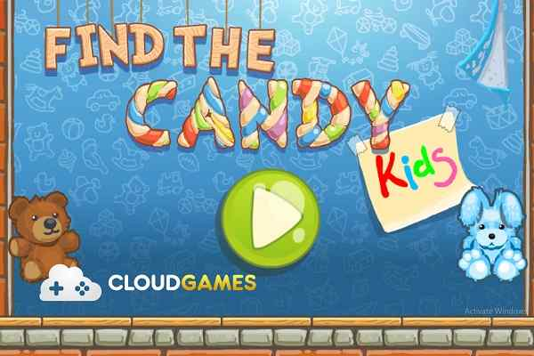 Play Find the Candy 3 Kids