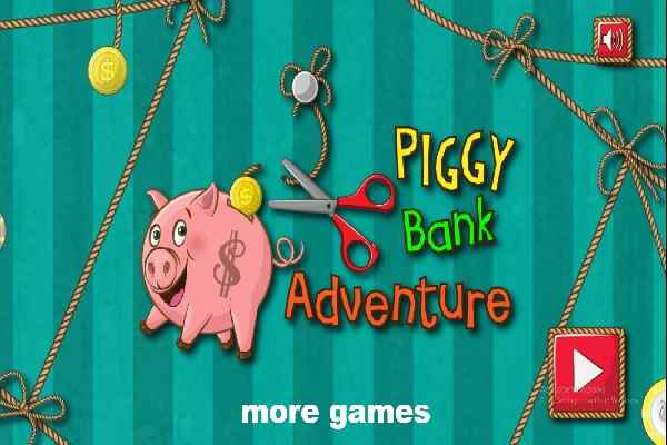 Play Piggy Bank Adventure