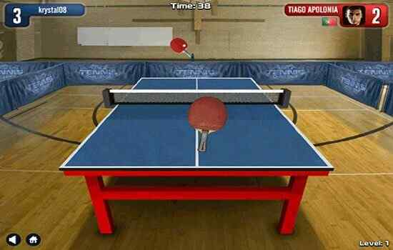 Play Table Tennis Challenge