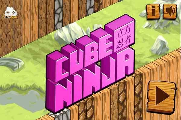 Play Cube Ninja