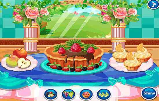 Play Party Fruit Pie