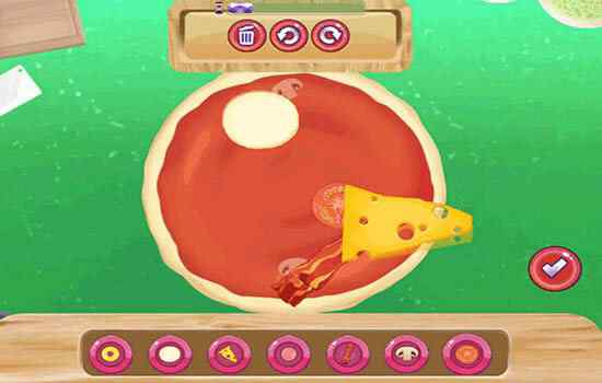 Play Yummy Pizza Kitchen