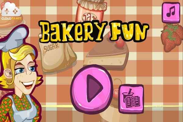 Play Bakery Fun