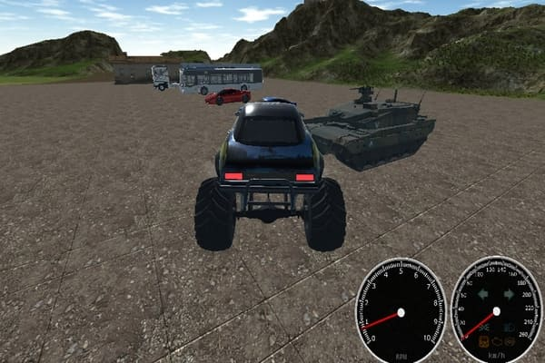 Play Vehicles Simulator