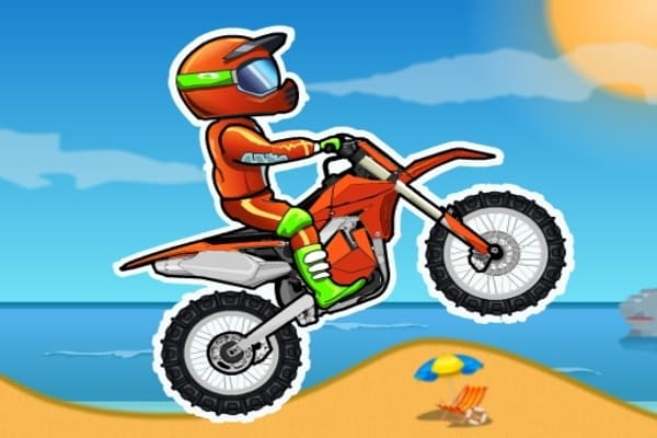 Play Moto X3M Bike Race Game