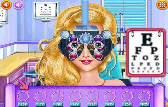 Play Camilles Eye Care
