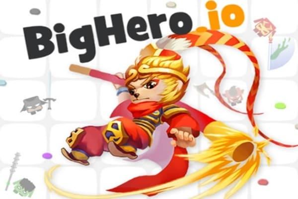 Play BigHero.io