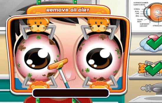 Play Little Eyes Problems Mobile