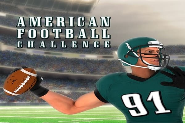 Play American Football Challenge