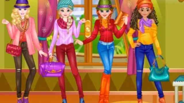 Play Princesses Edgy Fashion