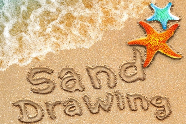 Sand Drawing Games - Play Online Free : Atmegame.com