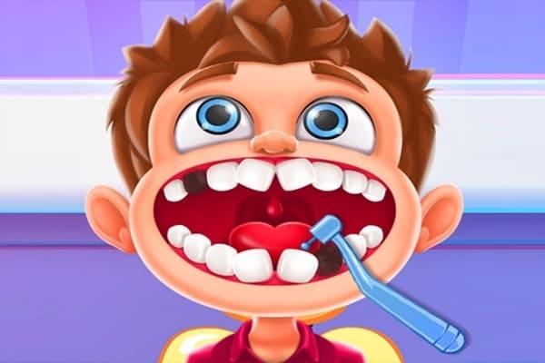 Play Little Dentist
