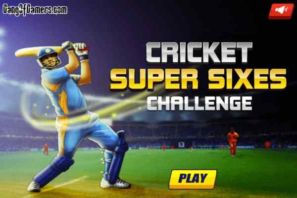 Play Cricket Super Sixes Challenge
