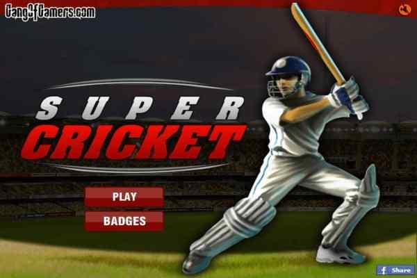 Play Super Cricket
