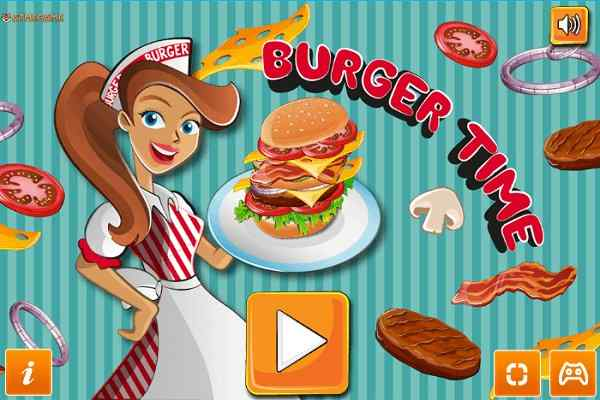 Play Burger Time