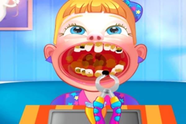 Play Happy Dentist