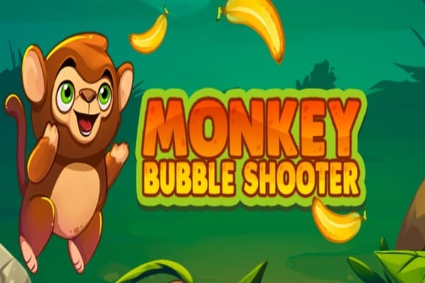 Monkey Bubble Shooter, Puzzle Games - Play Online Free