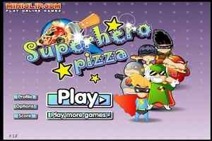 Play Superhero Pizza