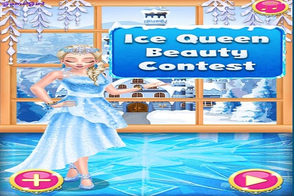 Play Ice Queen Beauty Contest