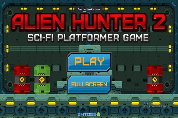 Play Alien Hunter 2